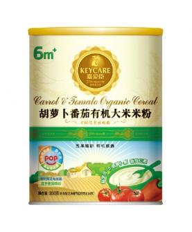胡蘿卜番茄有機大米米粉