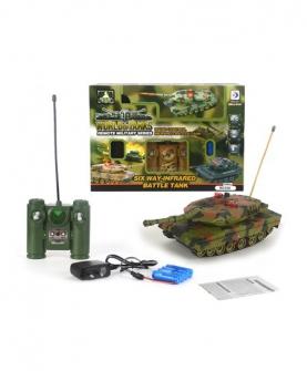 遥控战斗坦克