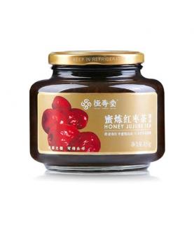 蜜炼红枣茶