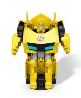 大黄蜂变形玩具