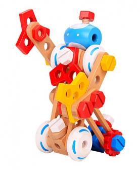 螺母组合-机器人