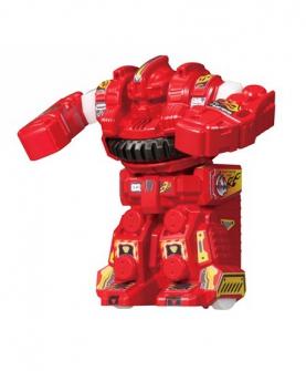 极速勇士遥控对战机器人玩具