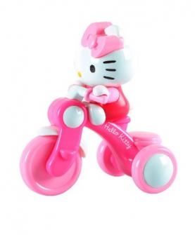 hello kitty回力自行车