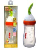 可儿硅胶辅食瓶