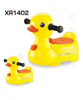 黄鸭坐便凳
