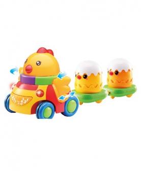 遥控小鸡摇控玩具