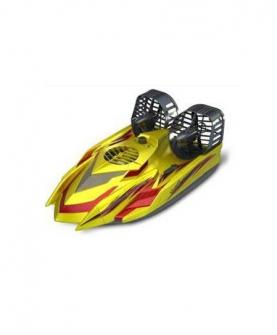 水陆汽垫遥控船