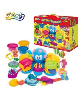 八爪鱼基地彩泥益智玩具