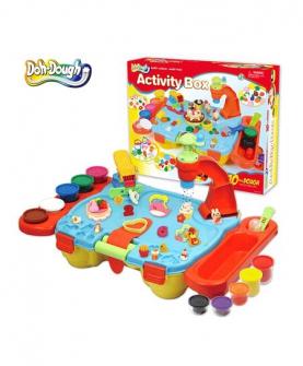 创意彩泥箱益智玩具