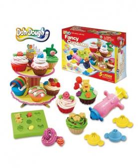 缤纷小蛋糕彩泥益智玩具
