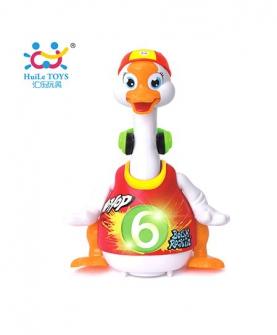 摇摆鹅电动益智玩具