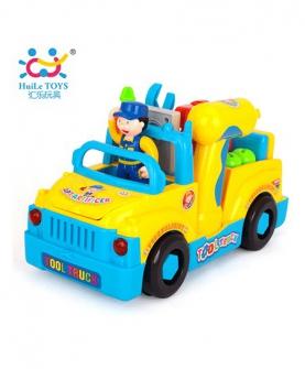 电动工具车益智玩具