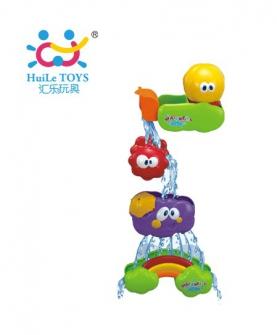 浴室小瀑布戏水玩具