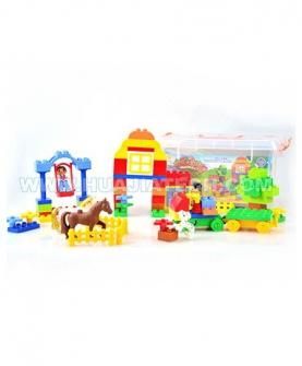 積木益智玩具
