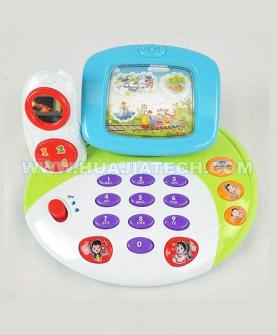 语音电话机益智玩具