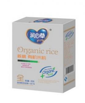 正品婴幼儿牛肉番茄有机米粉 100%纯有机米粉