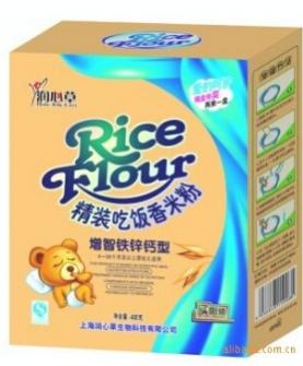 正品婴幼儿米粉科学配方粉质细腻 易消化 易吸收