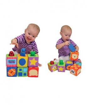 图形积木益智玩具