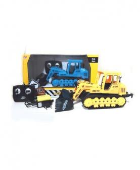 工程车遥控玩具