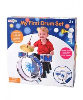 小架子鼓组合发声玩具