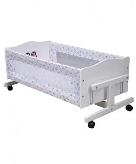 摇摆婴儿床
