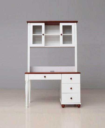 新干线板木青少年台式桌/电脑桌/书桌