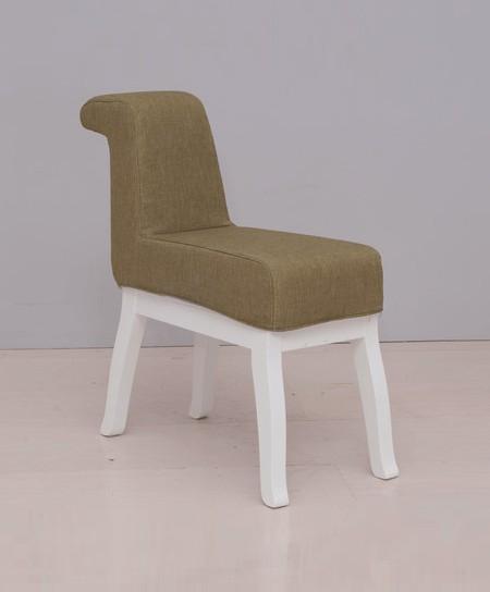 新干线榉木青少年沙发椅