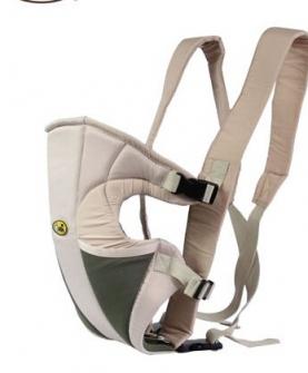 初生婴儿双肩背带多功能四季宝宝宝背袋透气宽肩