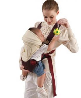 四季透气婴儿背带正品多功能初生宝宝背带解放妈妈双手