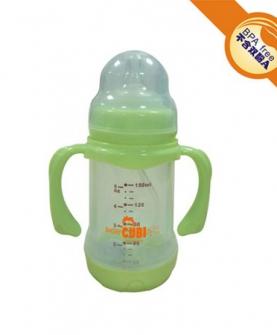 防摔玻璃奶瓶