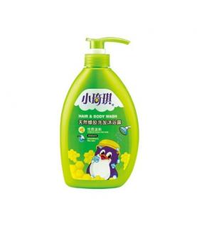 天然蜂胶洗发沐浴露