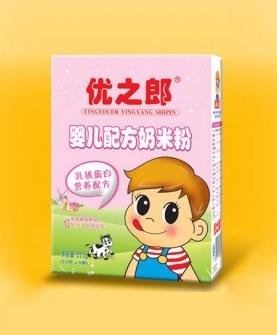 婴儿配方奶米粉