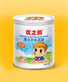 婴儿营养米粉