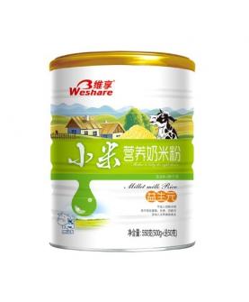 小米营养奶米粉