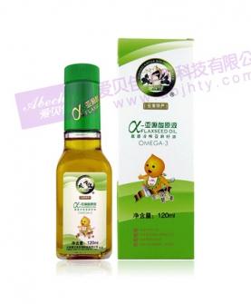 高原冷榨亚麻籽油