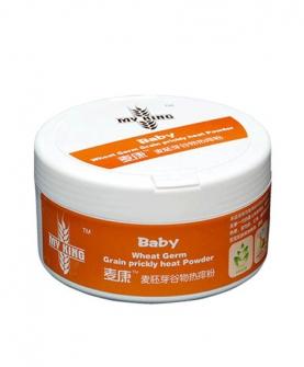麦胚芽谷物热痱粉