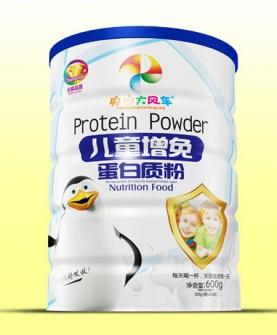 儿童增免蛋白质粉