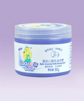 椰乳滋润霜