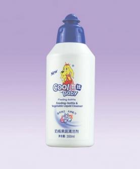 奶瓶果蔬清洁剂