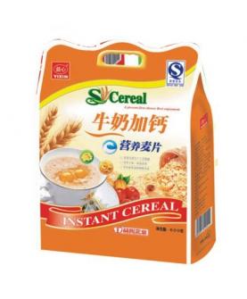 牛奶加钙营养麦片