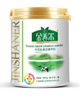 牛初乳复合营养粉