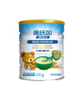 核桃莲子粉营养米粉