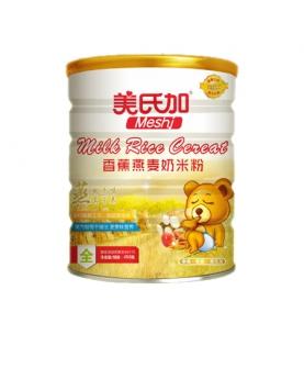 香蕉燕麦奶米粉