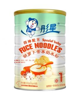 胡萝卜营养奶米粉