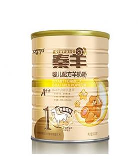 婴儿配方羊奶粉1段