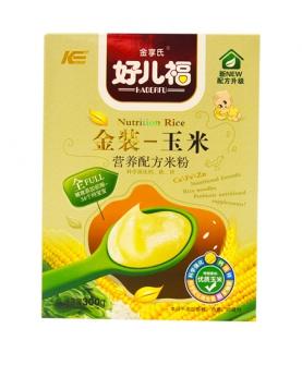 金装玉米营养配方米粉