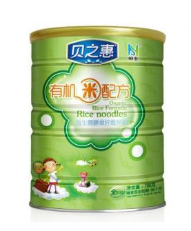 益生菌膳食纤维米粉