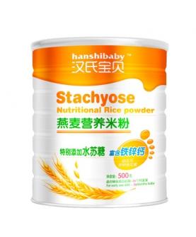 燕麦营养米粉