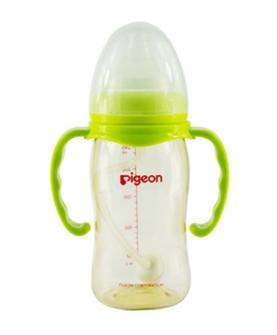宽口径PPSU塑料奶瓶