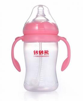 不含又酚A 宽口径实感奶瓶